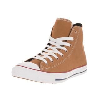 Converse Unisex Chuck Taylor All Star Hi Wheat/Black Basketball Shoe