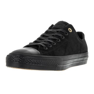 Converse Unisex One Star Pro Ox Black/Black/Storm Wind Skate Shoe