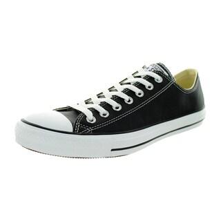 Converse Unisex Chuck Taylor Ox Black Basketball Shoe