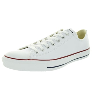 Converse Unisex Chuck Taylor Ox White Basketball Shoe