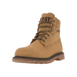 Caterpillar Men's Watershed WP Honey Reset Boot