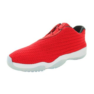 Nike Jordan Men's Air Jordan Future Low Gym Red/Black/White Casual Shoe (Size 15)