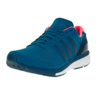 Adidas Men's Adizero Boston 6 M Unity Blue/Unity Blue/Tech Steel Running Shoe