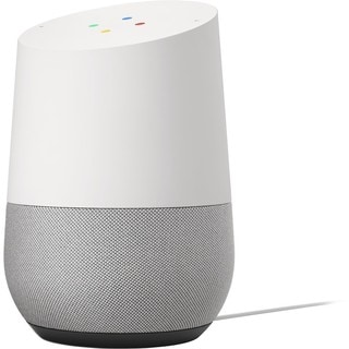 Google Home Hands-free help from the Google Assistant