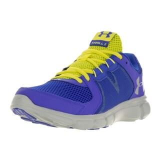 Under Armour Men's UA Thrill 2 Ubl/Fsh/Ocg Running Shoe