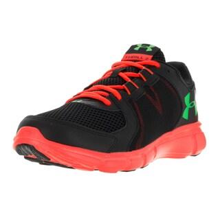 Under Armour Men's UA Thrill 2 Black Fabric Running Shoes
