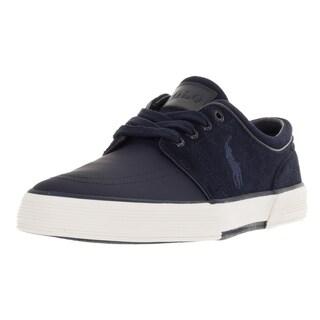 Polo Ralph Lauren Men's Faxon Low Sk Newport Navy/Nn Casual Shoe