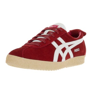 Onitsuka Tiger Unisex Mexico Delegation Red/Slight White Casual Shoe