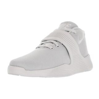Nike Men's Ultra Xt Pure Platinum Mesh Casual Shoes
