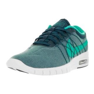 Nike Men's Koston Max Midnight Turq/Clear Jade White Skate Shoe