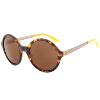 Gucci GG 3770S GYGLC Havana/Beige Frame Brown Lens Unisex Sunglasses