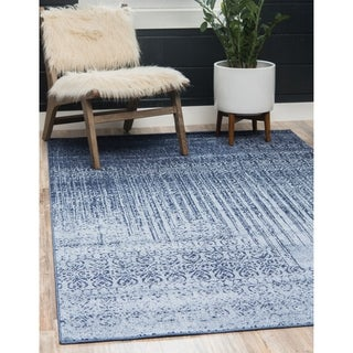 Blue Del Mar Area Rug (3'2 x 5'2)