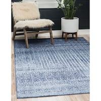 Unique Loom Jennifer Del Mar Area Rug - 3' 3 x 5' 3