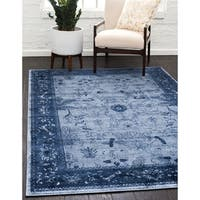 Unique Loom Floral La Jolla Area Rug - 3' 3 X 5' 3