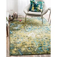 Unique Loom Ivy Jardin Area Rug - 9' x 12'