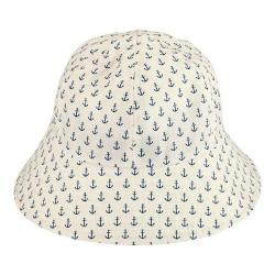 Women's San Diego Hat Company Water Repellant Bucket Hat CTH8055 Beige