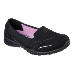 Women's Skechers Relaxed Fit Easy Air Gold Mine Loafer Black