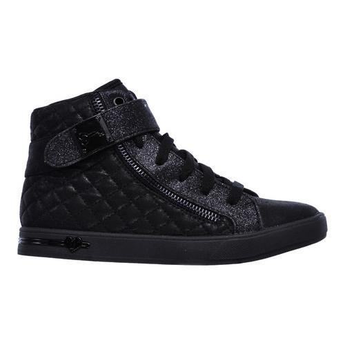 Skechers Shoutouts Quilted Crush Negro rwmh57i