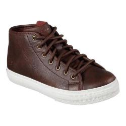 Boys' Skechers Relaxed Fit Gallix High Top Brown