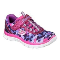 Girls' Skechers Skech Appeal Trainer Hot Pink/Purple