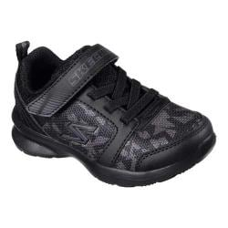 Boys' Skechers Skech-Stepz Sneaker Black/Charcoal