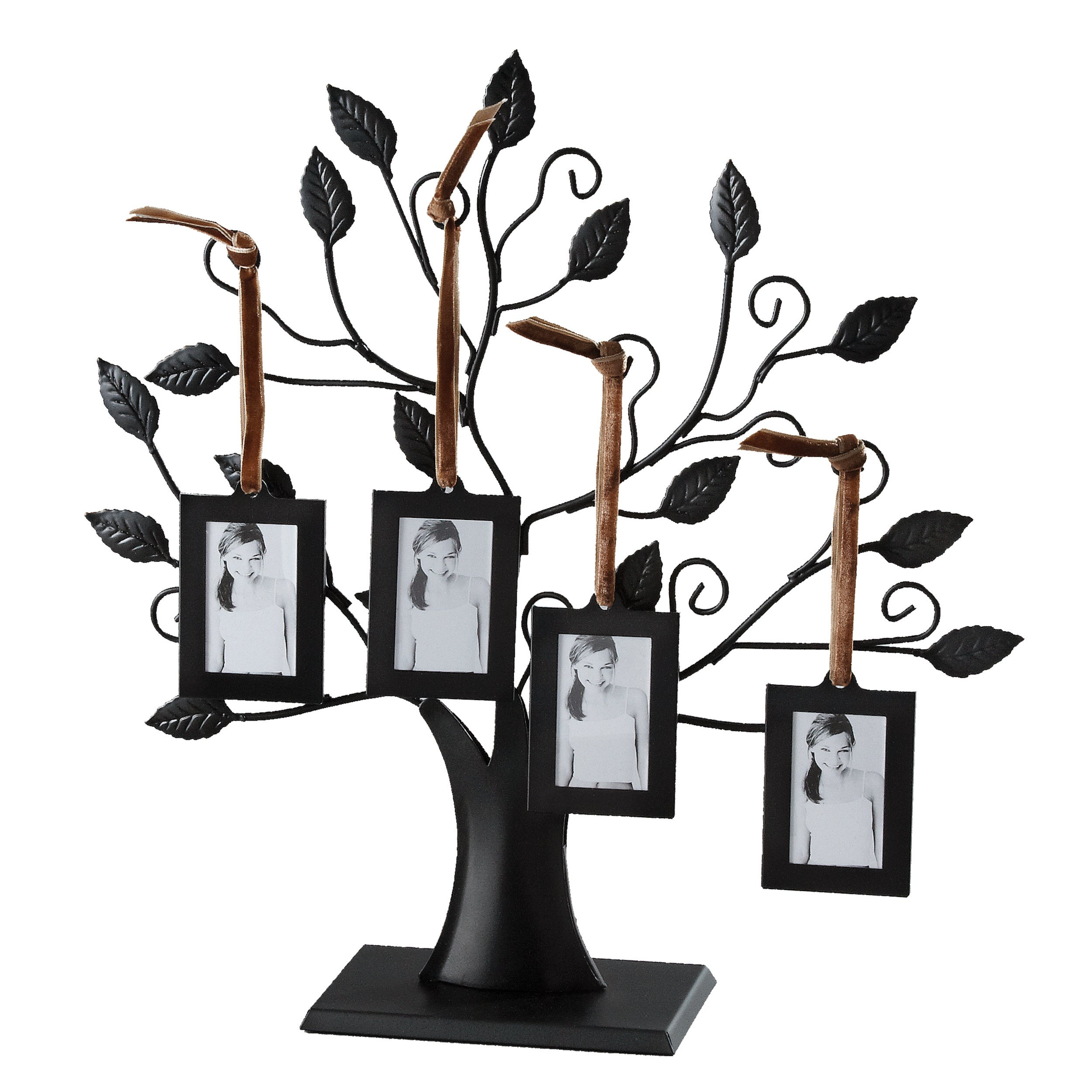 Elegance Heim Concept Family Tree Photo Frames & Card Hol...