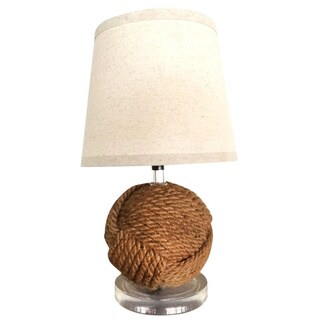 Ball of Yarn Table Lamp