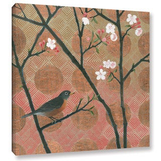 Katherine Lovell's 'Cherry Blossoms II' Gallery Wrapped Canvas