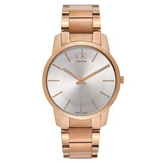 Calvin Klein Gold Men's Watch