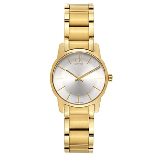 Calvin Klein Gold Luxury Watch