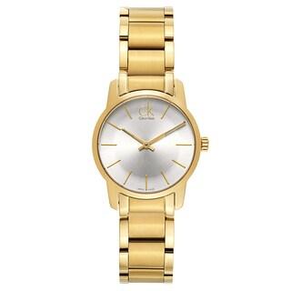 Calvin Klein Gold Luxury Watch