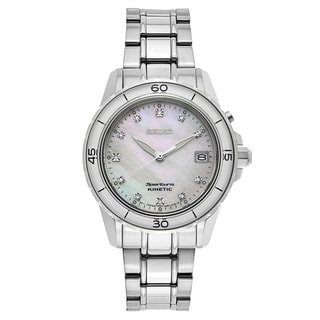 Seiko Women's Stainless Steel Watch