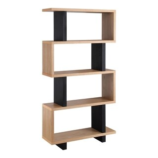 Aurelle Home Denis Etagere Bookshelf (2 sizes)