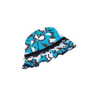 Azul Swimwear Girls' Yubba Dubba Do Polyamide and Spandex Hat