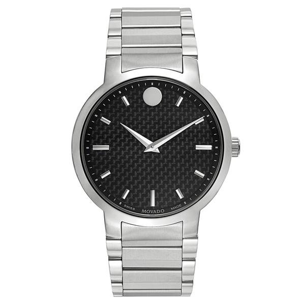 Movado Men's Stainless Steel Watch. Opens flyout.