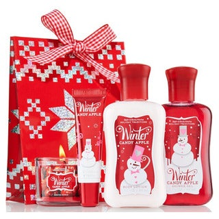 Winter Spa Gift Set