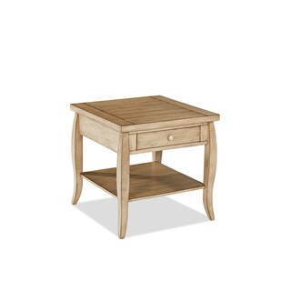 Made to Order Glen Valley Square End Table