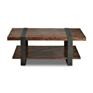 Farmhouse Coffee Tables Furniture For Less Overstock