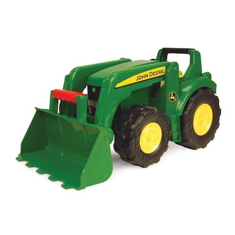 TOMY John Deere 21 Inch Big Scoop Tractor