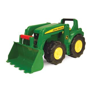 TOMY John Deere 21 Inch Big Scoop Tractor|https://ak1.ostkcdn.com/images/products/13402233/P20098347.jpg?impolicy=medium
