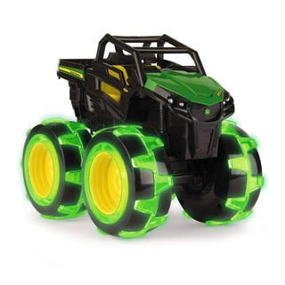 TOMY John Deere Lighting Wheels Gator