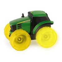 John Deere Monster Treads Lighting Wheels Tractor