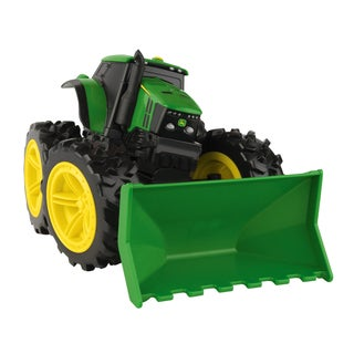 TOMY Monster Treads Cab Control Tractor
