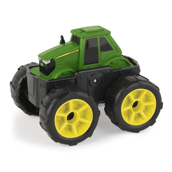 TOMY Monster Treads Farm Armor Flippers Rooster