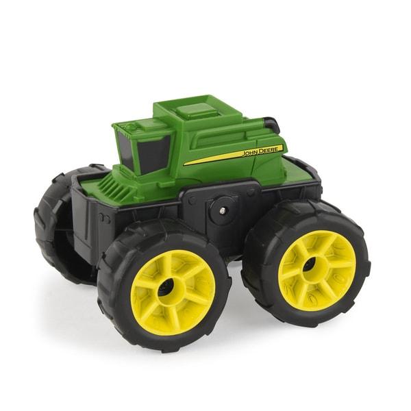 TOMY Monster Treads Farm Armor Flippers Ram