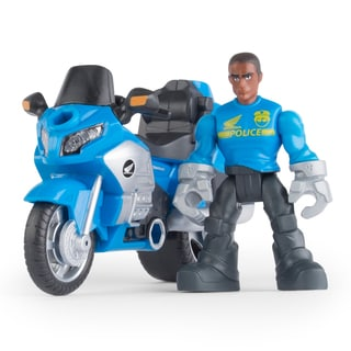 TOMY Horsepower Hero Vehicle Honda Goldwing