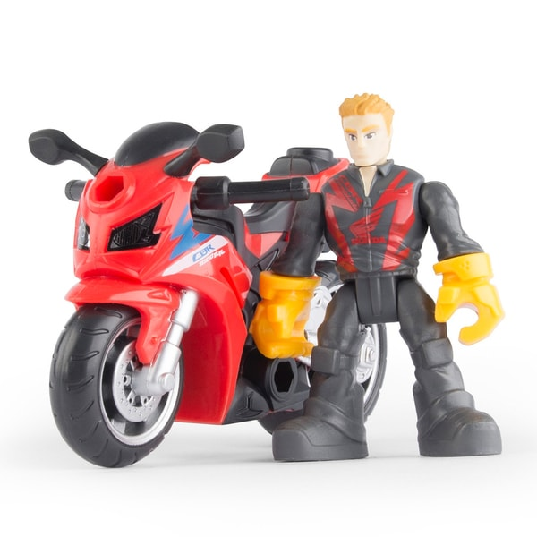 TOMY Horsepower Hero Vehicle Honda CBR 1000RR