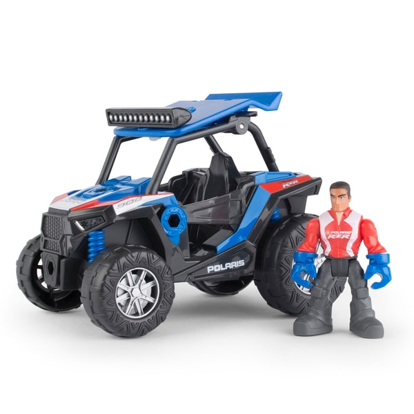 TOMY Horsepower Off-Road Vehicle Polaris Speed RZR