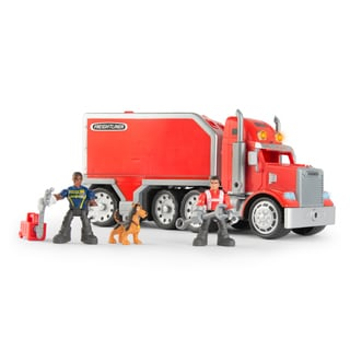 TOMY Horse Power Semi Hero