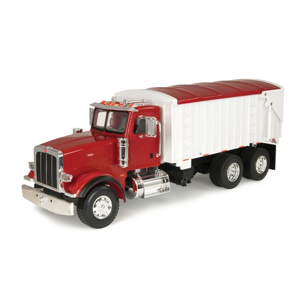 Big Farm Peterbilt with Grain Box Diecast Vehicle